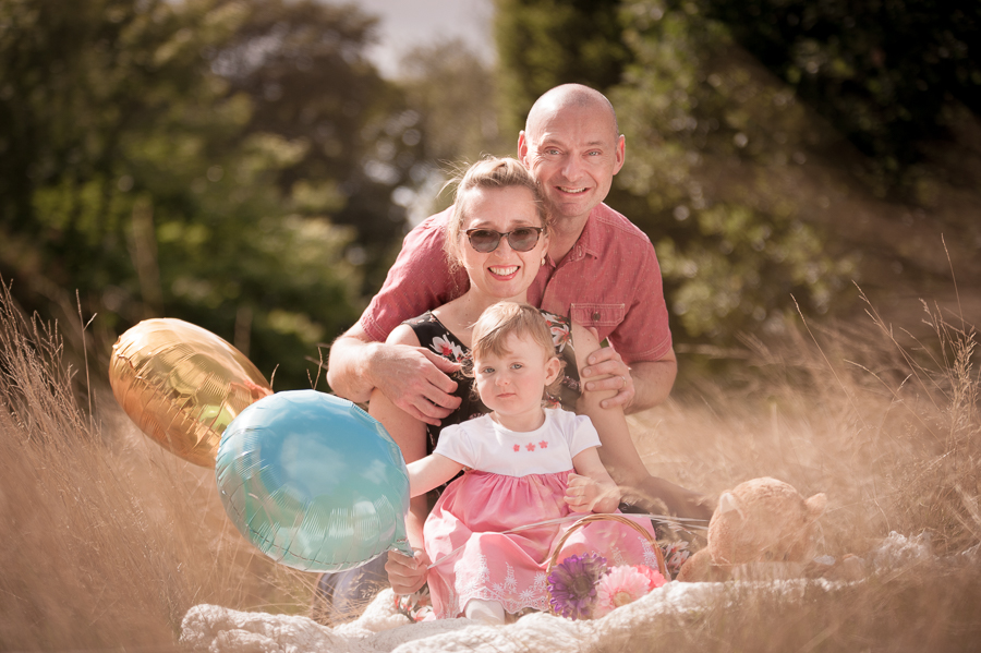 "alt=""Kevin, Elizabeth and Annabelle - Watford Family Photography"""